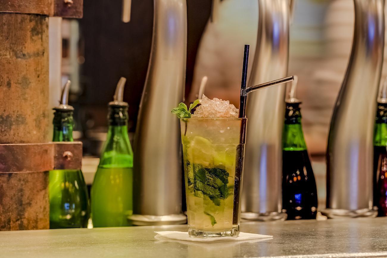 Usine de Charonne Cocktails